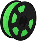 CC DIY - PLA+ 3D Printer Filament 1.75mm 1kg Spool Dimensional Accuracy +/- 0.02 mm (Green)