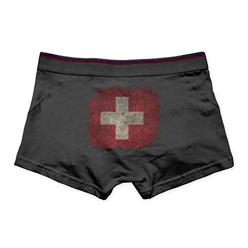 Switzerland Waistband Men Cotton Underwear - Ray Shades Online Watch Of