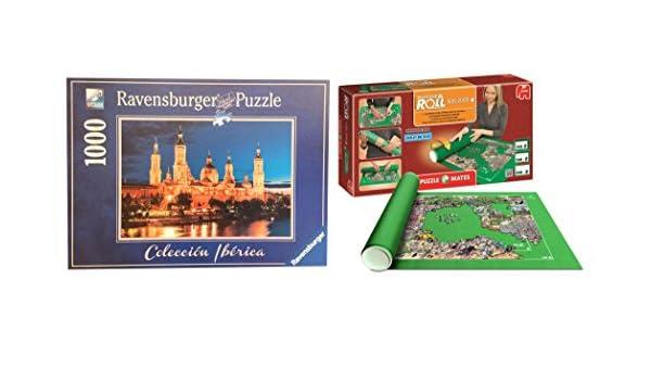 Outletdelocio. Pack Puzzle Ravensburger 88585. Basilica del Pilar ...