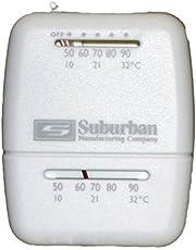 Suburban 161154 Thermostat Wall Heat