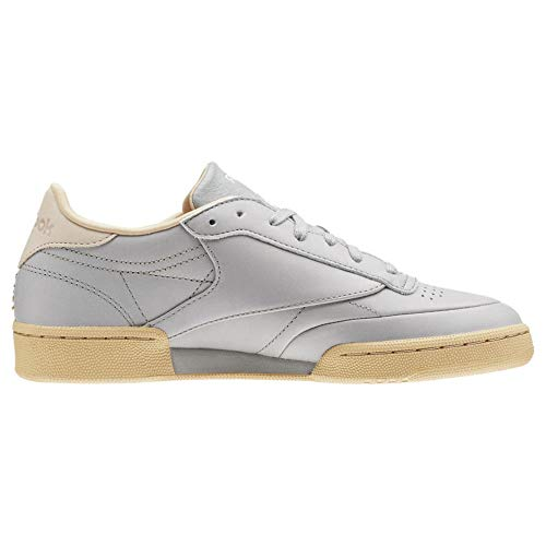 Fld C 85 de Club para Deporte Zapatillas Tin White Grey Reebok Multicolor 000 Mujer Sahara Edge z5pqS