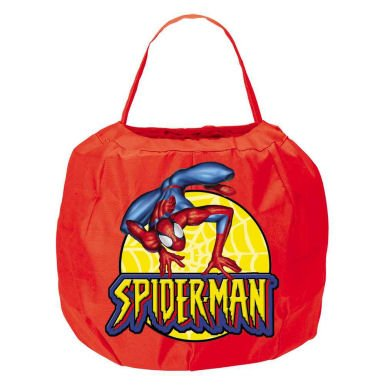 (Spider-Man Costume Halloween Candy)