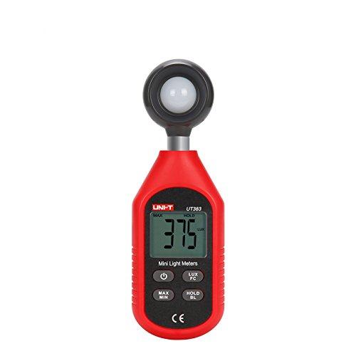 Digital Luxmeter Light Meter Lux/FC Meter Luminometer Photometer 200,000 Lux Mini Handheld Luxmeter ()
