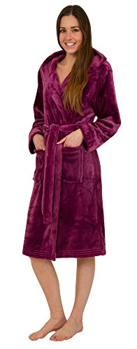 Florentina Women's Soft Fleece Robe