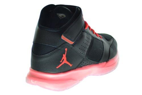 aae2e7ac4ed Jordan BCT Mid 2 Men's Basketball Shoes Black/Infrared 616362-023 (12 D(M)  US)