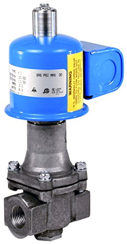ASCO Power Technologies S262SG02N3HJ7 Gas Vent Valve 1-1/2'' 120V Normally Open by ASCO Power Technologies