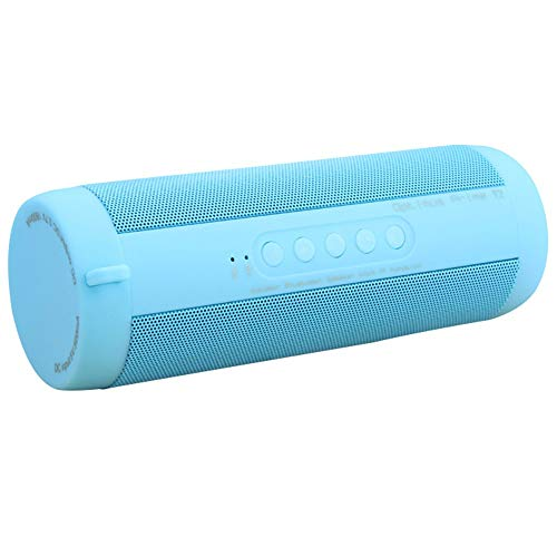 - Zhao Li Speaker Bluetooth Speaker - Outdoor Portable Wireless Subwoofer Cycling Bike Audio Mini Multi Color Optional Sound (Color : A)