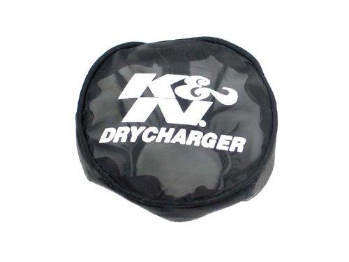 K&N RC-0170DK Black Drycharger Filter Wrap - For Your K&N RC-0170 Filter