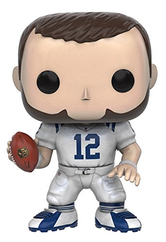 Funko POP NFL: Wave 3 - Andrew Luck Action Figure