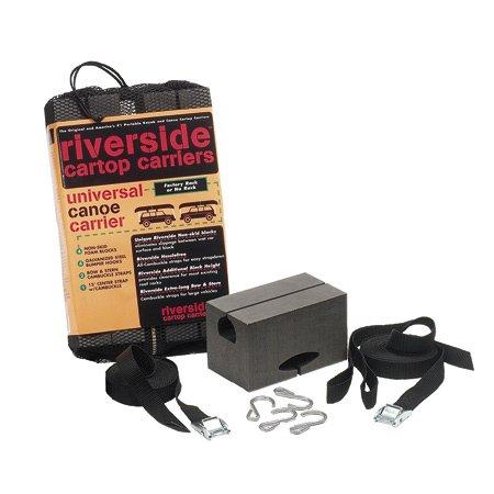 正規通販 Riversideユニバーサルカヌーキャリアキット One Size One Color B001J4LSS4, アンバーピース 834e650e
