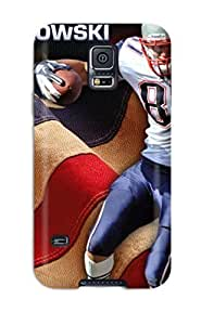 Protection Case For Galaxy S5 / Case Cover For Galaxy(new England Patriots )