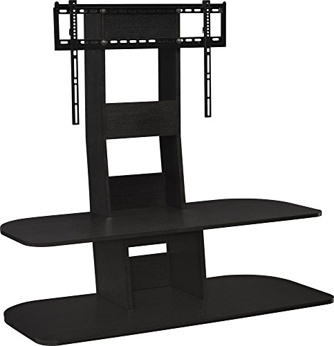 - Ameriwood Home Galaxy TV Stand with Mount for TVs up to 65
