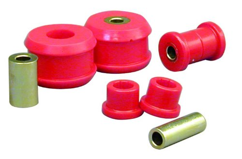 Prothane 22-202 Red Front Control Arm Bushing Kit ()