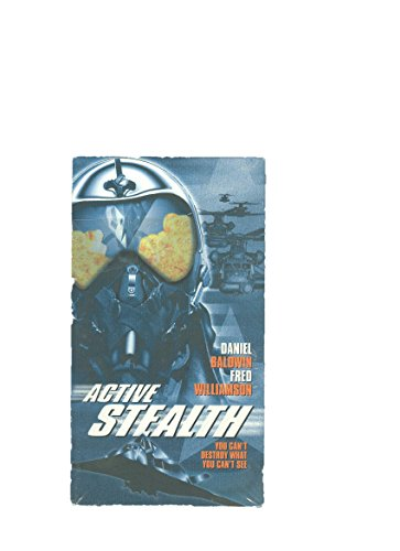 Active Stealth [VHS] -