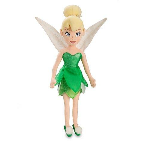 Disney 22 Inch Tinker Bell Plush (Tinker Bell Shoes)