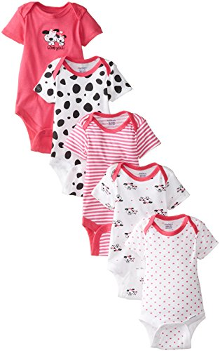 Gerber-Baby-Girls-5-Pack-Variety-Bodysuits