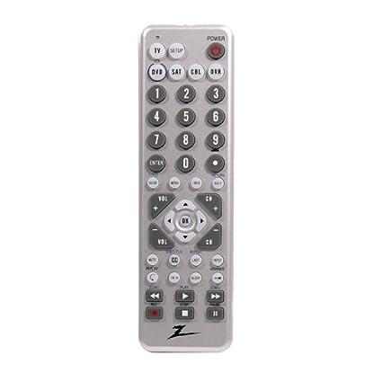 5-device com Electr�nicos Zc500 Amazon mx Control Remote Zenith