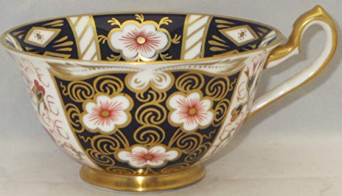 Royal Crown Derby Traditional Imari Footed Cup