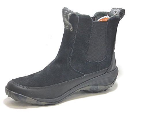 Women's Allpine Peak WP Boot Black Cushe a47q1Zw