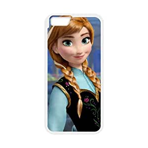 Beautiful Novel Innovative Gifts Frozen iPhone 6 Plus 5.5 Inch Cell Phone Case White Trendy OTWZJ8113680