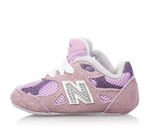 Lifestyle low Rose Kids suède Balance 990 New Rosa sneaker baby a1WRPaS