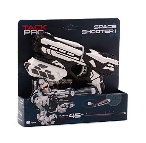 Tack Pro Set Space Shooter I Schaum 18 cm schwarz//wei/ß