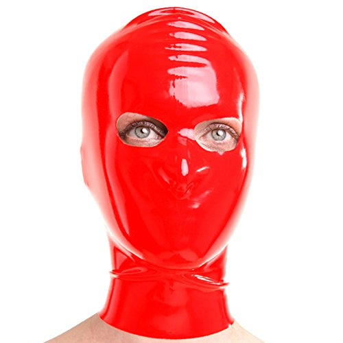 Latex Eye Mask - 2
