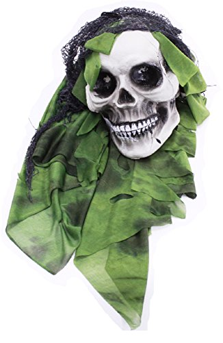 Uniton -- Ghastly Hanging Skull (Costume Accessory) (Captain Caveman Costume)