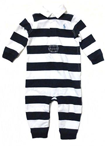RALPH LAUREN Unisex baby Sleeve Striped product image