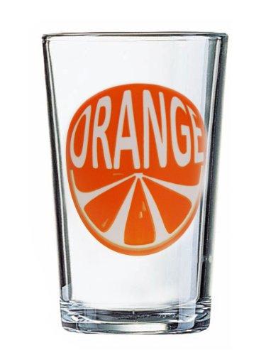 ARC International Luminarc Conique Orange Juice Tumbler, 6.75-Ounce, Set of 6 (Fiestaware Juice Glasses)
