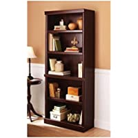 Better Homes and Gardens Ashwood Road 5-Shelf Bookcase Cherry