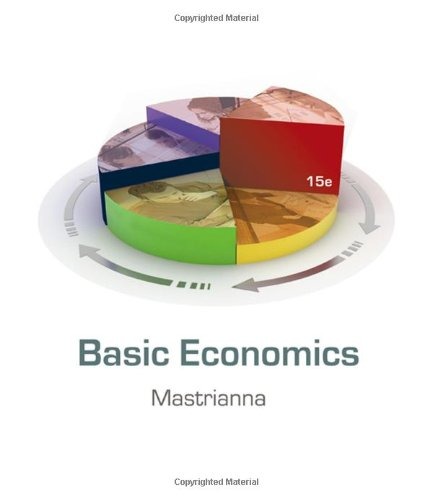 Basic Economics (with InfoTrac College Edition 2-Semester Instant Access Code and Economic Applications Printed Access C