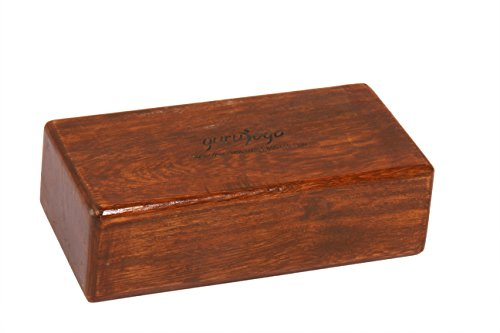 wood yoga block - 4