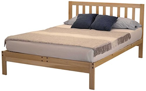 KD Frames Charleston 2 Platform Bed - XL Twin