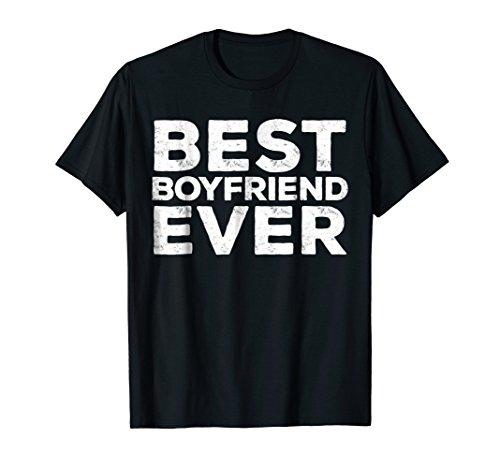 Sweetheart Collar Charm - Best Boyfriend Ever T-Shirt Funny Anniversary Gift Shirt