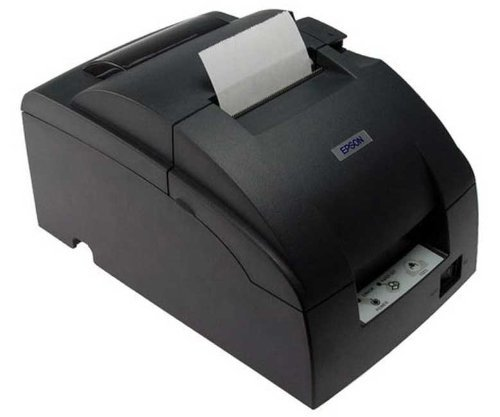 MS CASH DRAWER Ms Cash Drawer C31c515806 Tm-U220d Receipt Printer (Usb No Dm/Hub, Tear Bar With Ps180) ()