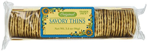 Image result for trader joe's savory thins