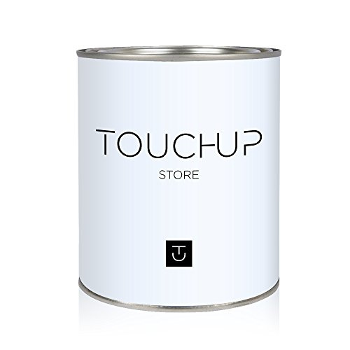 Touch Up Store - Cadillac Brougham 9021 Silver Metallic Quart Basecoat Paint