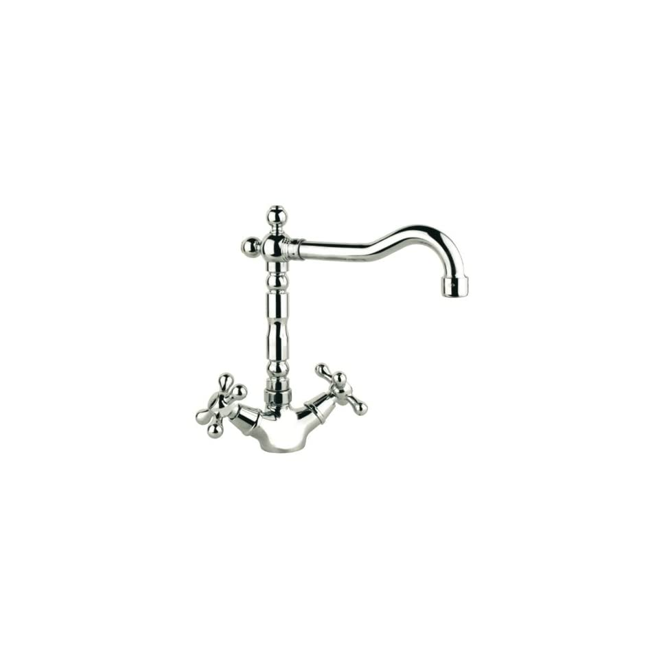 Hole Polished Chrome Kitchen Sink Faucet 26064101