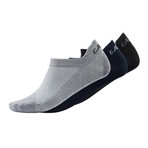 CAMEL CROWN Men's No Show Low Cut Cotton Athletic Socks, L