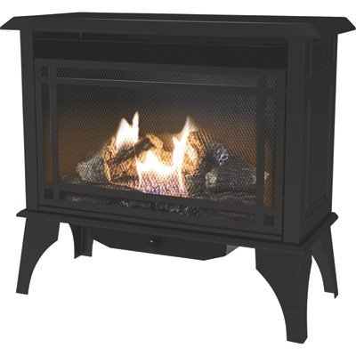 Pleasant Hearth VFS2-PH30DT 30000 BTU Vent-Free Gas Stove, 32'