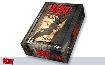 Bang! el juego del salvaje oeste Español: Amazon.es: Juguetes y juegos