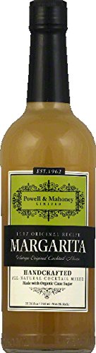 Powell and Mahoney Margarita Cocktail Mixer, 25.36 Ounce -- 6 per case.