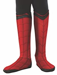 Rubie's Costume Company 34495_NS Spider-Man: Homecoming Child's Boot Tops, One Size