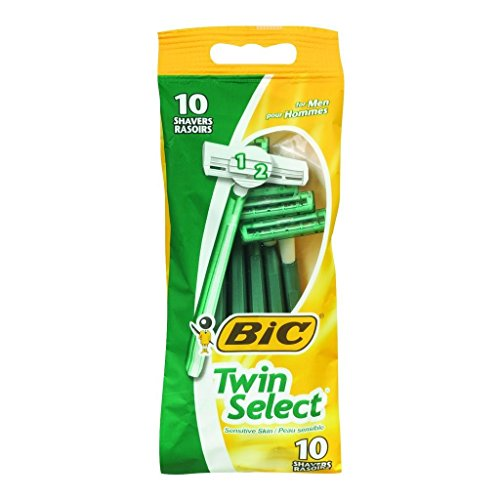 Twin Select Disposable Shaver