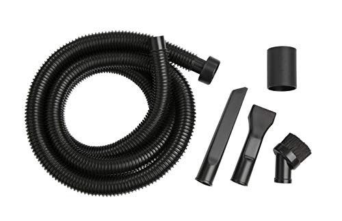 CRAFTSMAN 38662 1-1/4-inch 5-Piece Wet/Dry Vac Car Cleaning Kit, Automotive Detailing Accessories for Shop Vacuums