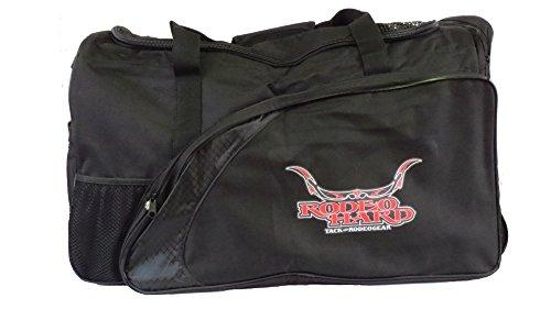 Rodeo Hard Large Gear Bag Black 26x15x15