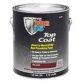 POR-15 46701 Top Coat Red Oxide Paint 128. Fluid_Ounces