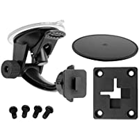 Windshield Dash Suction Car Mount for XM and Sirius Satellite Radios Single T and AMPS Pattern Compatible