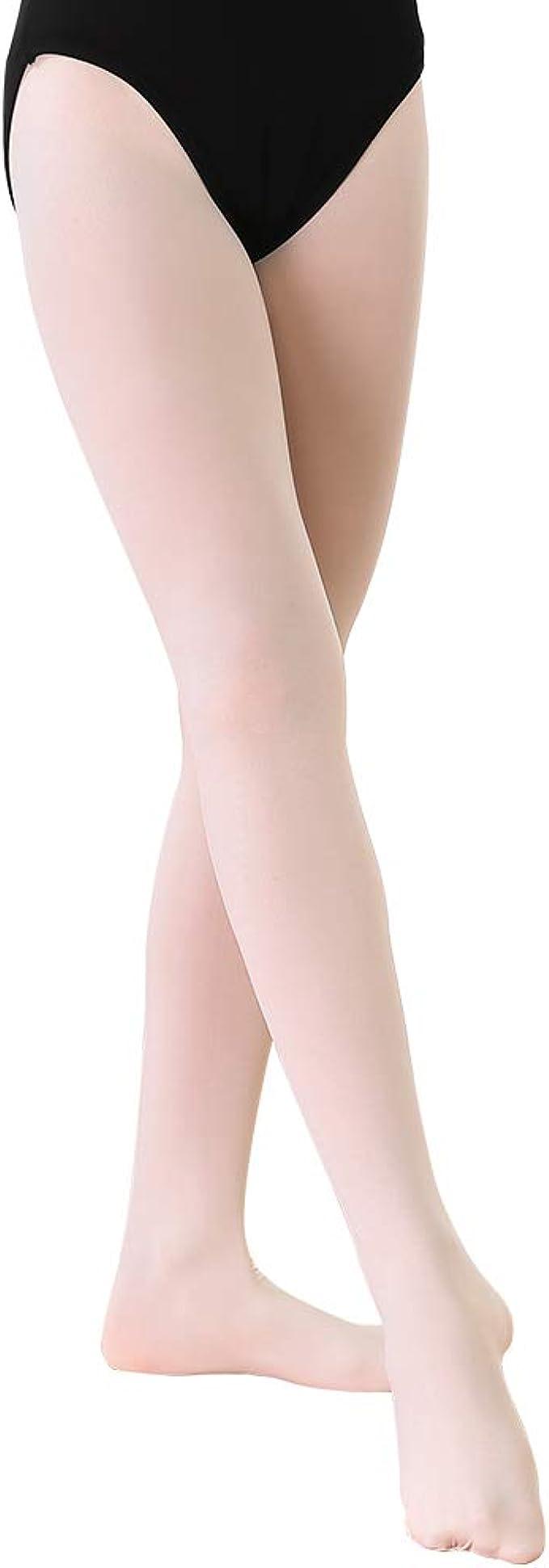 6 opinioni per Soudittur Collant da Ballo e Calzamaglie da Danza Classica per Bambina Ragazze